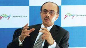 Adi Godrej to step down from Godrej India board_50.1
