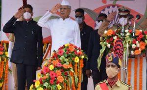Chhattisgarh CM Bhupesh Baghel announces 4 new districts_50.1