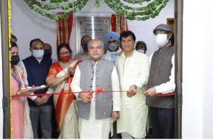 Narendra Singh Tomar inaugurates world's second-largest refurbished gene bank_50.1