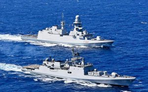 INS Tabar Participates in Exercise Konkan 2021_50.1