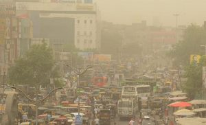 Ghaziabad is world's second most polluted city of 2020_50.1