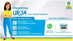 BPCL launches AI-enabled chatbot 'URJA'_50.1