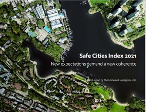 Copenhagen tops EIU's Safe Cities Index 2021_50.1