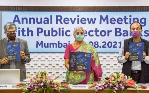 Nirmala Sitharaman unveils Public Sector Bank Reforms Agenda (EASE 4.0)_50.1