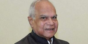 TN Governor Banwarilal Purohit gets additional charge of Punjab, Chandigarh_50.1