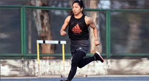 Adidas roped Mirabai Chanu for its 'Stay in Play' campaign_50.1