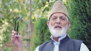 Veteran Hurriyat leader Syed Ali Geelani passes away_50.1