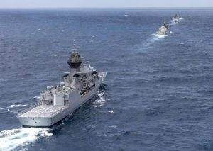Naval exercise between India and Australia- 'AUSINDEX' begins_50.1