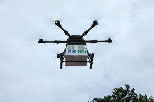 'Medicine from the Sky' initiative launched in Telangana_50.1