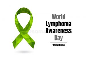 World Lymphoma Awareness Day: 15 September_50.1