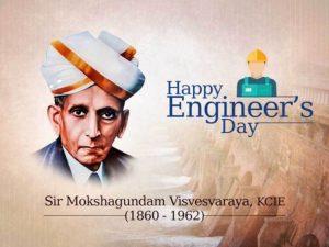 National Engineer's Day: 15 September_50.1