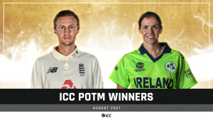 Joe Root, Eimear Richardson named ICC Players of the Month for August_50.1