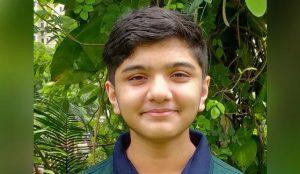 "Ayaan Shankta named as ""2021 International Young Eco-Hero""_50.1"