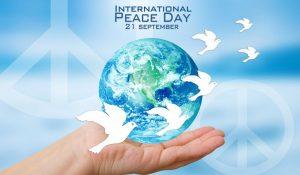 International Day of Peace: 21 September_50.1