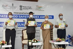 FSSAI's 3rd State Food Safety Index 2021 released_50.1