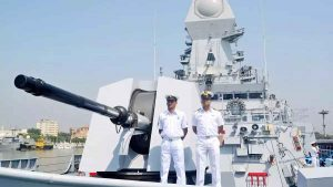 Indian & Indonesian Navy participate in 3rd edition of 'Samudra Shakti'_50.1