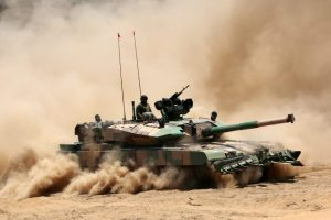 Defence ministry places order for 118 Arjun Mk-1A tanks_50.1