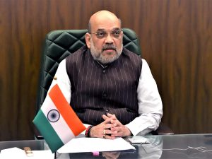 Amit Shah addresses first 'National Cooperative Conference'_50.1
