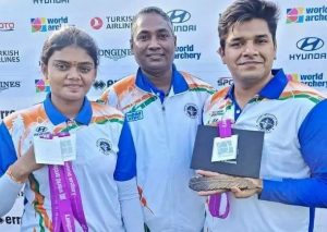 India claim three silver medals at 2021 Archery World Championships_50.1