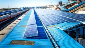 MGR Railway Station gets powered by solar energy_50.1