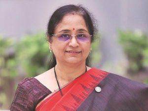 NSDL appointed Padmaja Chunduru as MD & CEO_50.1