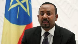 Ethiopian PM Abiy Ahmed takes oath for second term_50.1