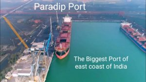 PL Haranadh takes charge as Chairman of Paradip Port Trust_50.1