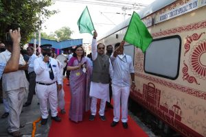 Centre organises 'Buddhist Circuit Train FAM Tour and Conference'_50.1