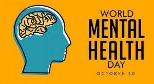 World Mental Health Day: 10 October_50.1