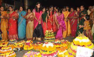 Bathukamma festival begins in Telangana_50.1