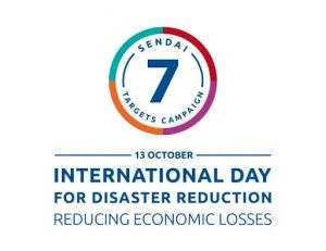 International Day for Disaster Reduction: 13 October_50.1